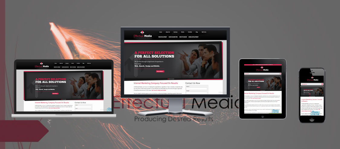 Effectual Media Site